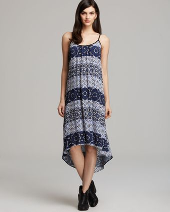 Sam & Lavi Dress Sena Printed - Lyst