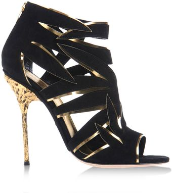 Sergio Rossi Highheeled Sandals - Lyst
