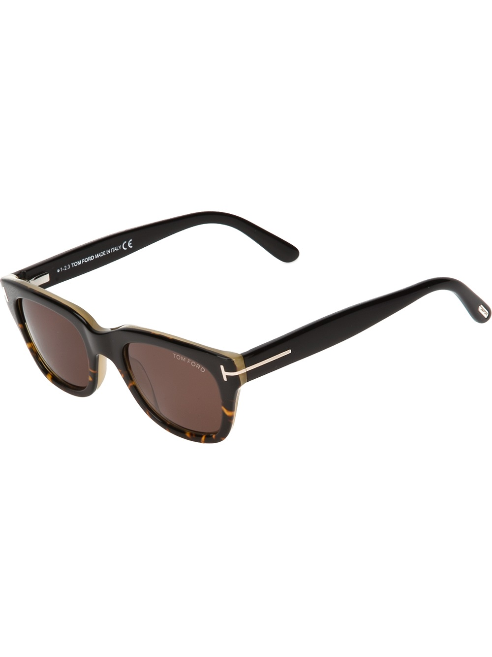 black glass tortoiseshell sunglasses from tom ford featuring aviator. Cars Review. Best American Auto & Cars Review