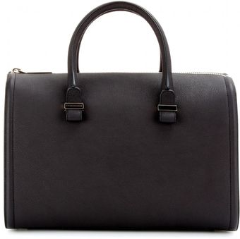 Victoria Beckham The Victoria Mini Leather Tote - Lyst