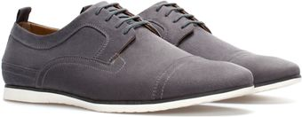 Zara Sport Blucher with Cap Toe - Lyst