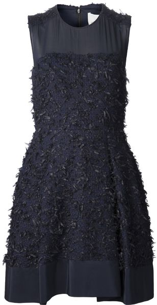3.1 Phillip Lim Sleeveless Dress - Lyst