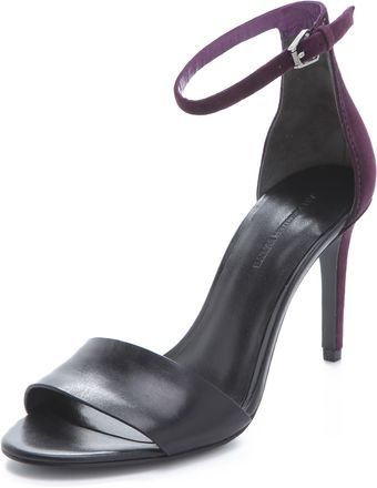 Alexander Wang Carmen High Heel Sandals - Lyst