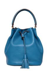 Anya Hindmarch Vaughn Double Leather Shoulder Bag - Lyst
