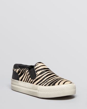 Ash Slip On Sneakers Jungle - Lyst