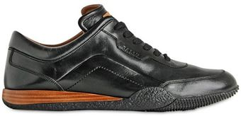 Bally Fredy Leather Sneakers - Lyst