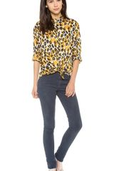 Cheap Monday Second Skin Jeans - Lyst