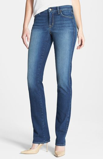 Cj By Cookie Johnson Faith Straight Leg Jeans - Lyst