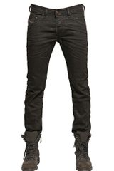 Diesel Belther Used Stretch Denim Jeans - Lyst
