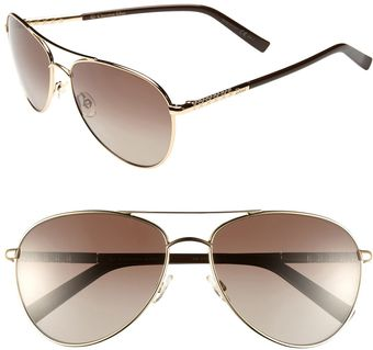 Dior Picadilly 2 59mm Metal Aviator Sunglasses - Lyst