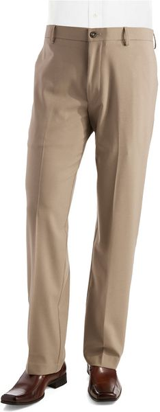 Dockers Flat Front Dress Pants - Lyst