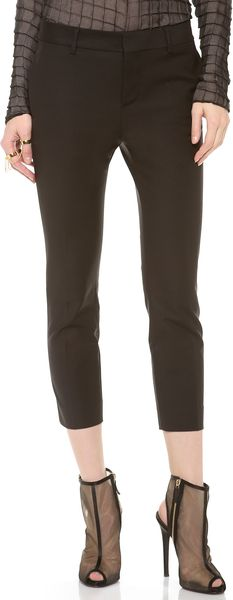DSquared2 Stretch Cotton Pants - Lyst