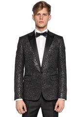 DSquared2 Tokyo Embroidered Cotton Evening Jacket - Lyst