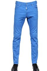 DSquared2 165cm Stretch Cotton Cool Guy Fit Jeans - Lyst