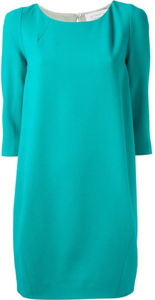 Gianluca Capannolo Boxy Shift Dress - Lyst