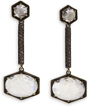 Giles & Brother Georgian Drop Earrings - Lyst