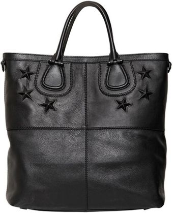 Givenchy Leather Stars Tote Bag - Lyst