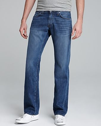 J Brand Jeans Darren Straight Fit in Covet - Lyst