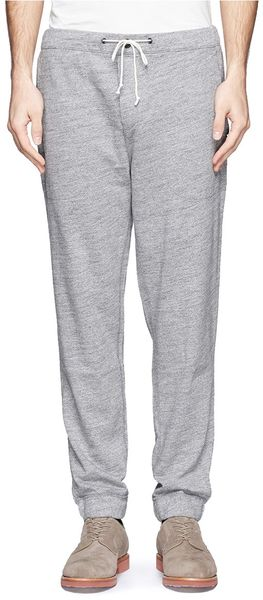 J.Crew Cotton Fleece Chinos - Lyst