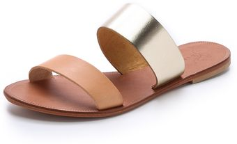 Joie A La Plage Two Band Sandals - Lyst