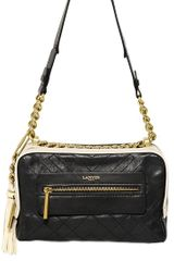 Lanvin Padam Chain Quilted Leather Shoulder Bag - Lyst