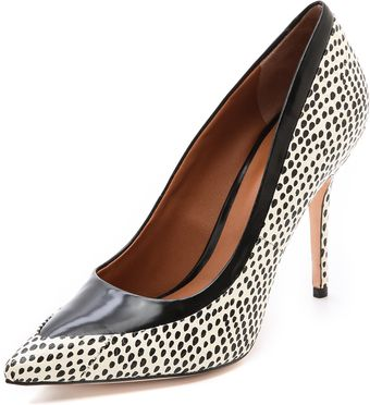Rachel Roy Ayce Mixed Media Pumps - Lyst