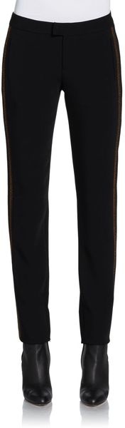 Rag & Bone Raj Stitch Pants - Lyst