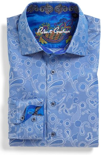 Robert Graham Lost Found Regular Fit Sport Shirt - Lyst