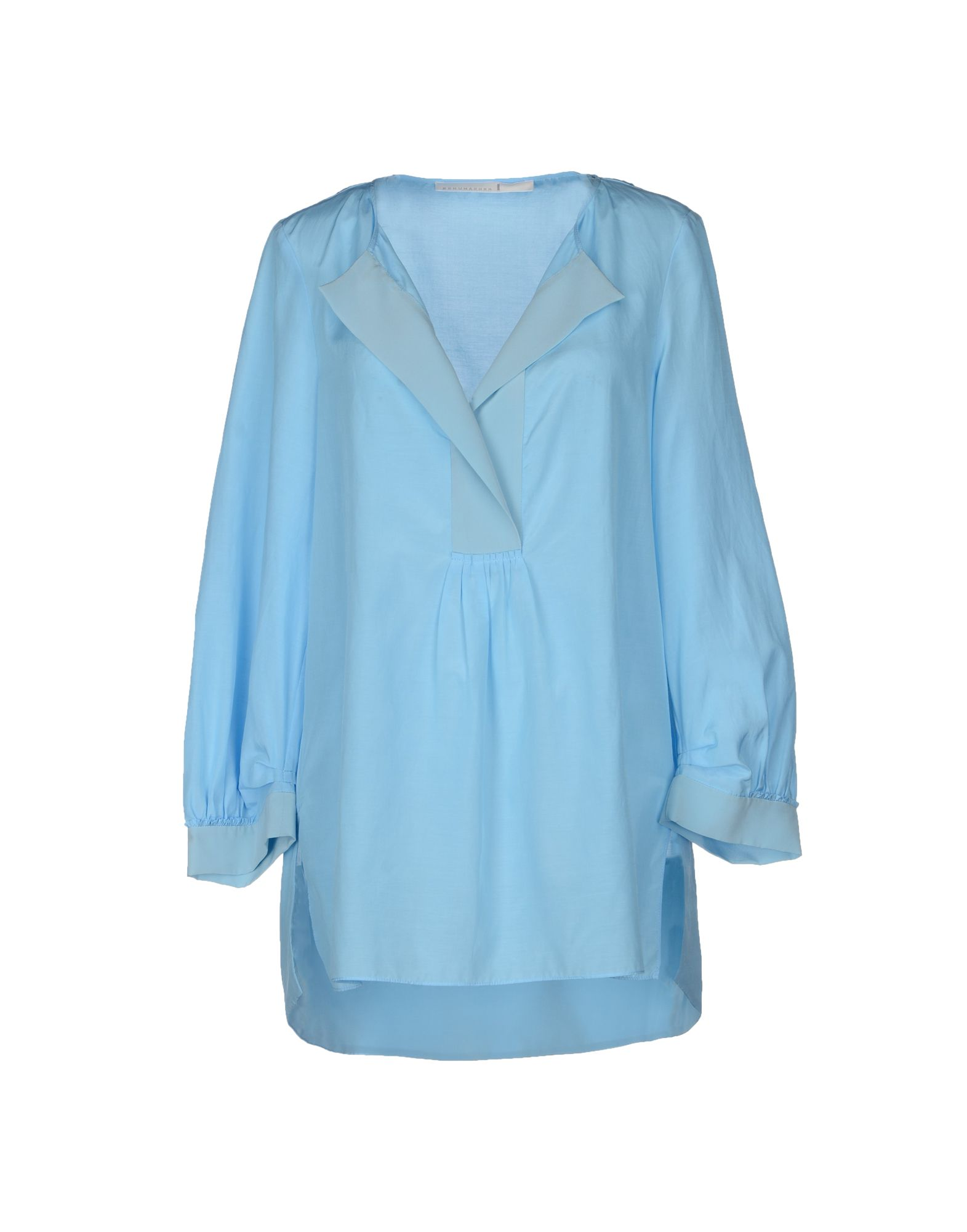 Sky Blue Womens Blouse 90