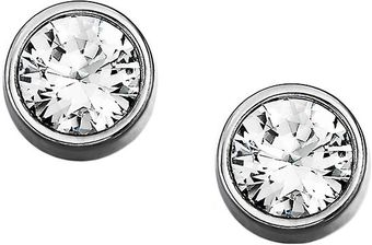 Swarovski Harley Crystal Stud Earrings - Lyst