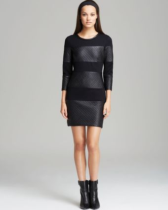 Theory Goshen Pryor Dress - Lyst