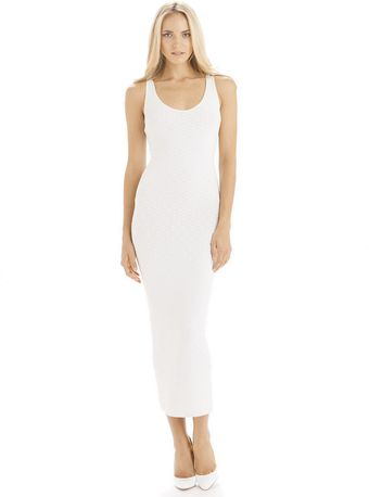 Torn By Ronny Kobo Maggie Lasso Diamond Dress - Lyst
