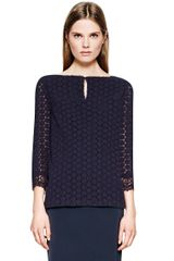 Tory Burch Elie Top - Lyst