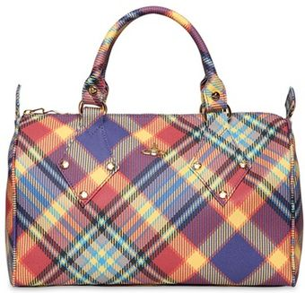 Vivienne Westwood Derby Collection Boston Bag - Lyst