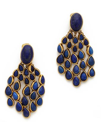 Aurelie Bidermann Wild West Clip On Earrings - Lyst