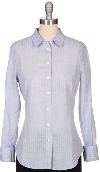 Band Of Outsiders End On End Easy Shirt - Lyst