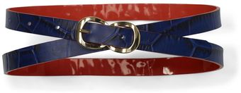 Club Monaco Ava Belt - Lyst