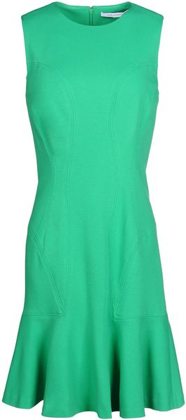 Diane Von Furstenberg Short Dress - Lyst