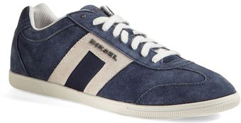 Diesel Happy Hours Vintage Lounge Sneaker - Lyst