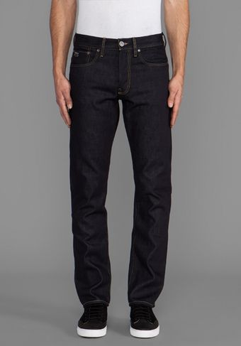 G-star Raw Straight in Oxford Denim Raw - Lyst