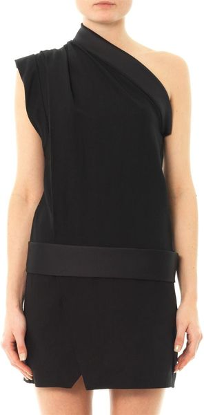 Isabel Marant Ormand Oneshoulder Dress - Lyst