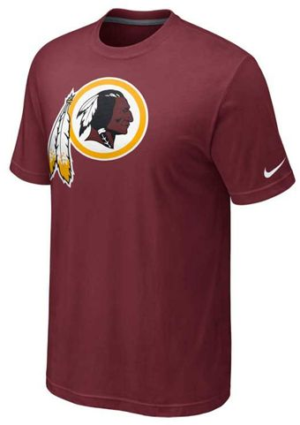Nike Mens Short Sleeve Washington Redskins Tshirt - Lyst