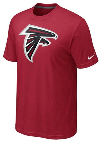 Nike Mens Short Sleeve Atlanta Falcons T-shirt - Lyst
