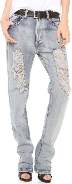One Teaspoon Super Baggy Jeans - Lyst
