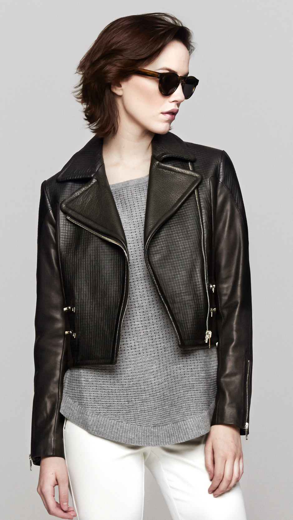 Lyst - Rag & Bone Hudson Jacket in Black