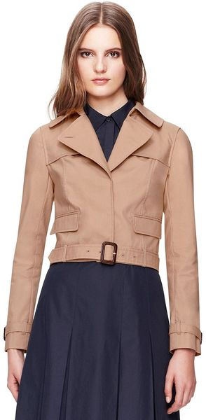 Tory Burch Brea Jacket - Lyst