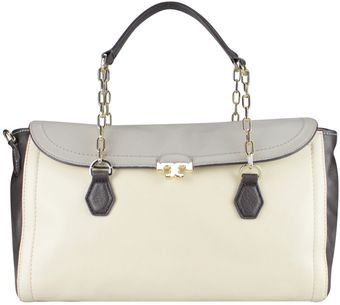 Tory Burch Two-coloured Sammy Large Bag - Lyst