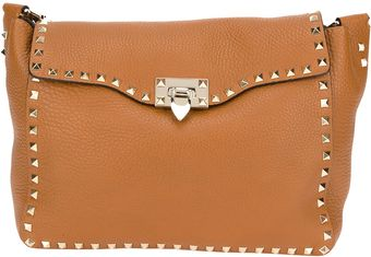 Valentino Rockstud Shoulder Bag - Lyst