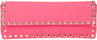 Valentino Rockstud Bangle Clutch - Lyst