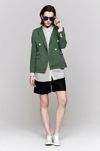 Band Of Outsiders Captain Blazer - Lyst